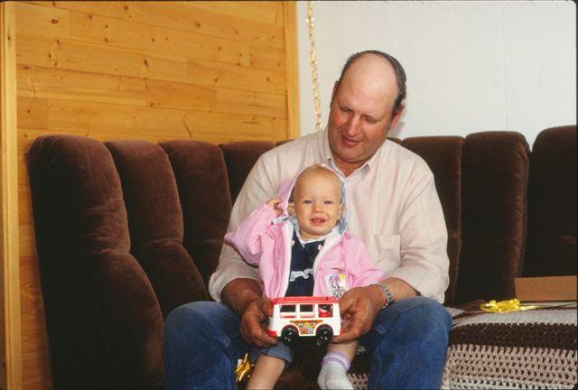 mon & grandpa 1st birth